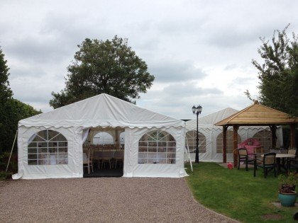 Jigsaw 108 Wedding Marquee – Uttoxeter