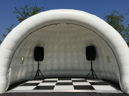 4.5m Inflatable Event Igloo