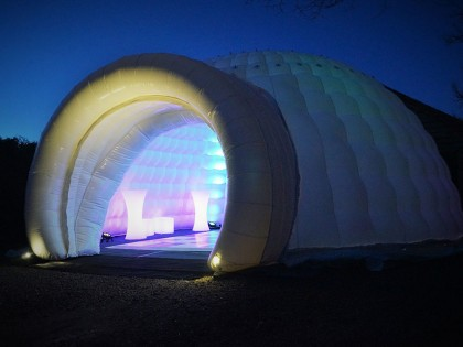 8m Inflatable Event Igloo