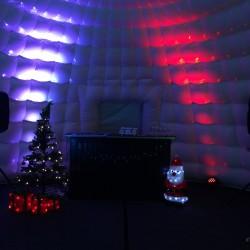 igloo bar 8.5m for christmas