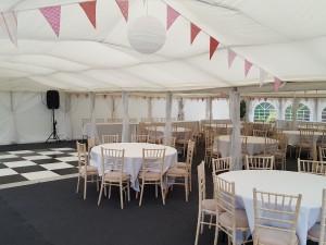 Jigsaw 216 for a wedding in Thatcham, Newbury