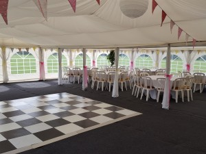 Jigsaw 144 for a wedding in Swindon