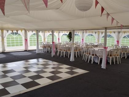 Jigsaw 144 for a wedding in Swindon