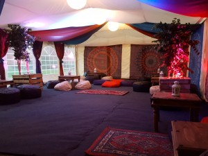 Jigsaw 72 Moroccan Marquee