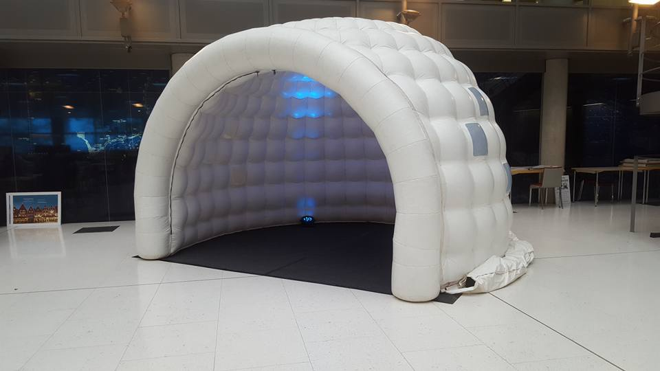 4 5m Inflatable Igloo For Carnival Uk In Southampton