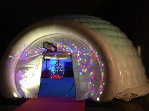 Hiring A Marquee For Christmas and New Year's Parties