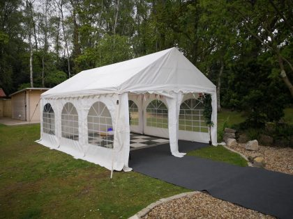 Garden Marquees For Post Lockdown Parties