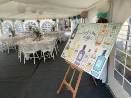 Larger Weddings & Events Are Back!!!